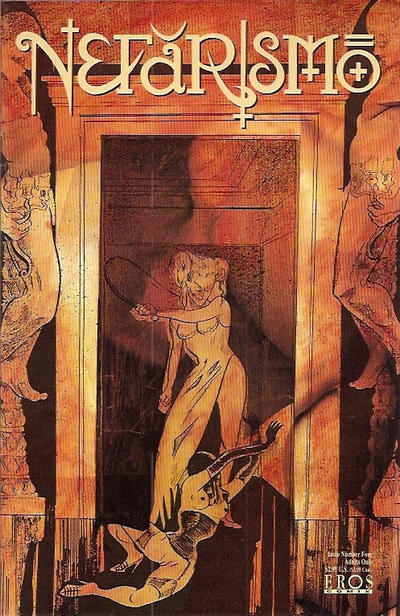 Cover for Nefarismo (Fantagraphics, 1994 series) #4