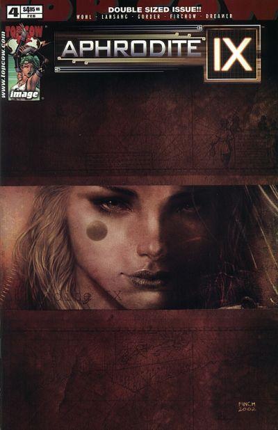 Cover for Aphrodite IX (Image, 2000 series) #4