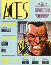 Cover for Aces (Eclipse, 1988 series) #3