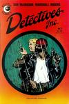 Cover for Detectives Inc. (Eclipse, 1985 series) #1