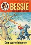 Cover for Bessie (Serieforlaget / Se-Bladene / Stabenfeldt, 1969 series) #1/1969