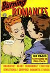 Cover for Burning Romances (Fox, 1949 series) #1