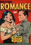 Cover for Exciting Romance Stories (Fox, 1949 series)