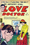 Cover for Dr. Anthony King, Hollywood Love Doctor (Toby, 1952 series) #4