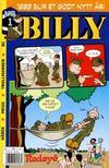 Cover for Billy (Hjemmet / Egmont, 1998 series) #1/1999