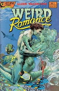 Cover Thumbnail for Weird Romance (Eclipse, 1988 series) #1