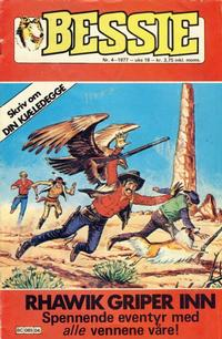 Cover Thumbnail for Bessie (Semic, 1977 series) #4/1977