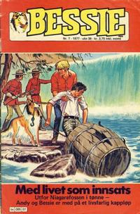 Cover Thumbnail for Bessie (Semic, 1977 series) #7/1977