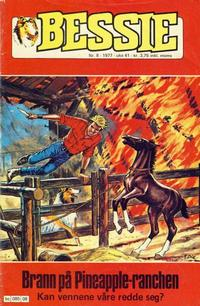 Cover Thumbnail for Bessie (Semic, 1977 series) #8/1977