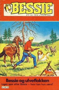 Cover Thumbnail for Bessie (Semic, 1977 series) #9/1977