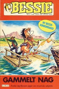 Cover Thumbnail for Bessie (Semic, 1977 series) #2/1978