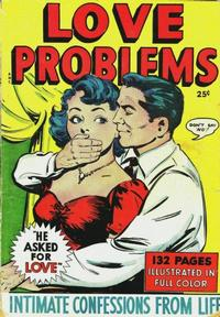 Cover Thumbnail for Love Problems (Fox, 1949 series)