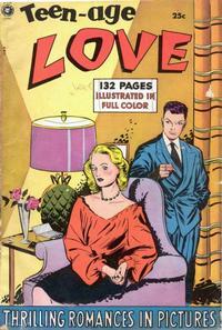 Cover Thumbnail for Teen-Age Love (Fox, 1950 series)
