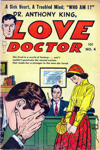Cover Thumbnail for Dr. Anthony King, Hollywood Love Doctor (Toby, 1952 series) #4