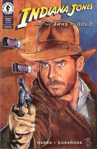 Cover Thumbnail for Indiana Jones and the Arms of Gold (Dark Horse, 1994 series) #2