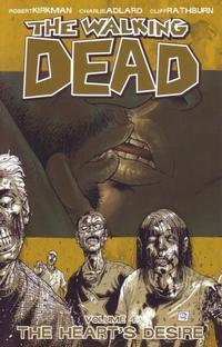 Cover Thumbnail for The Walking Dead (Image, 2004 series) #4 - The Heart's Desire [First Printing]