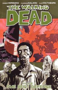 Cover Thumbnail for The Walking Dead (Image, 2004 series) #5 - The Best Defense [First Printing]