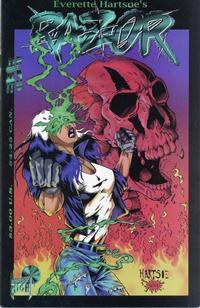 Cover Thumbnail for Razor Burn (London Night Studios, 1995 series) #5