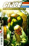 Cover for G.I. Joe: America's Elite (Devil's Due Publishing, 2005 series) #10