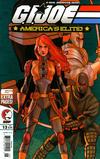 Cover for G.I. Joe: America's Elite (Devil's Due Publishing, 2005 series) #12