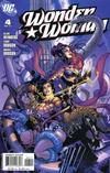 Cover for Wonder Woman (DC, 2006 series) #4