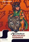 Cover for Alvefolket (Hjemmet / Egmont, 2005 series) #19 [Bokhandelutgave]
