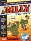 Cover for Billy Klassiske originalstriper (Semic, 1989 series) #1957 [1. opplag]