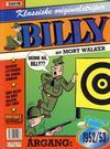 Cover for Billy Klassiske originalstriper (Semic, 1989 series) #1952/53 [1. opplag]
