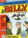 Cover for Billy Klassiske originalstriper (Semic, 1989 series) #1955/56