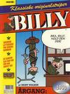 Cover for Billy Klassiske originalstriper (Semic, 1989 series) #1960