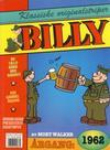 Cover for Billy Klassiske originalstriper (Hjemmet / Egmont, 1998 series) #1962