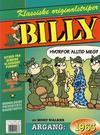 Cover for Billy Klassiske originalstriper (Hjemmet / Egmont, 1998 series) #1963