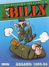 Cover for Billy Klassiske Helsider (Hjemmet / Egmont, 2000 series) #1953-54 [Reutsendelse]