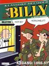 Cover for Billy Klassiske Helsider (Hjemmet / Egmont, 2000 series) #1956/57