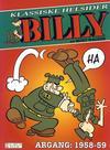 Cover for Billy Klassiske Helsider (Hjemmet / Egmont, 2000 series) #1958-59