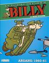 Cover for Billy Klassiske Helsider (Hjemmet / Egmont, 2000 series) #1960-61
