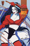 Cover for Shi: Senryaku (Crusade Comics, 1995 series) #1