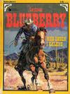 Cover for Blueberry (Hjemmet / Egmont, 1977 series) #4 - Med døden i hælene