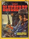 Cover for Blueberry (Hjemmet / Egmont, 1977 series) #6 - Sheriffen