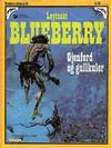 Cover for Blueberry (Hjemmet / Egmont, 1977 series) #12 - Gjenferd og gullkuler