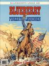 Cover for Blueberrys unge år (Hjemmet / Egmont, 1999 series) #7 - Pinkerton-løsningen
