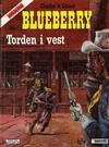 Cover for Blueberry (Semic, 1988 series) #2 - Torden i vest