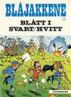 Cover for Blåjakkene (Interpresse, 1979 series) #1 - Blått i svart/hvitt