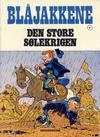 Cover for Blåjakkene (Interpresse, 1979 series) #4 - Den store sølekrigen