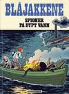 Cover for Blåjakkene (Interpresse, 1979 series) #10 - Spioner på dypt vann