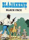 Cover for Blåjakkene (Semic, 1987 series) #11 - Black Face