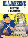 Cover for Blåjakkene (Semic, 1987 series) #13 - Blutch i blonder