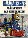Cover for Blåjakkene (Semic, 1987 series) #14 - Blåjakkene tar vinterveien