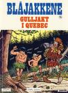 Cover for Blåjakkene (Semic, 1987 series) #16 - Gulljakt i Quebec