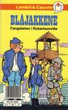 Cover for Blåjakkene [Semic Tegneseriepocket] (Semic, 1990 series) #1 - Fangeleiren i Robertsonville